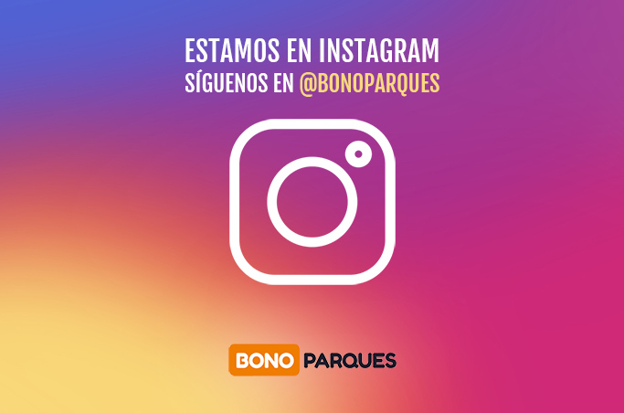 Bono Parques en Instagram